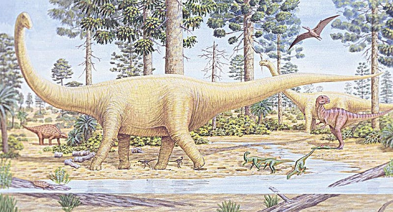 The Ten Most Bizarre Theories About Why the Dinosaurs Went Extinct