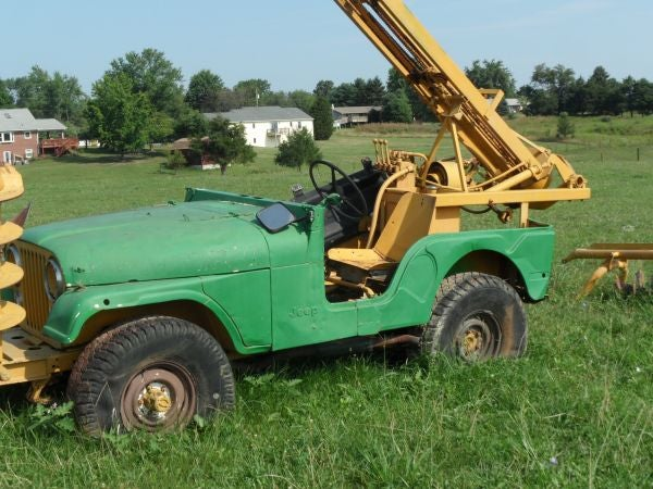 For $500, You Could Buy This Hole Jeep