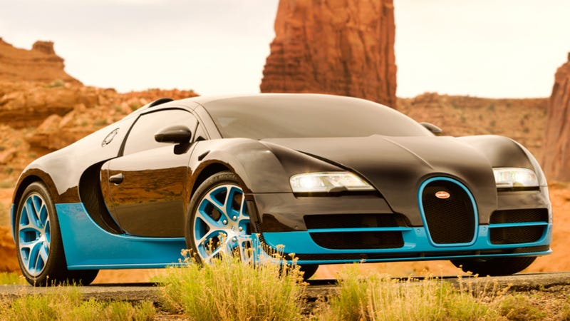 Corvette Stingray, Bugatti Veyron Play New Autobots In Transformers 4