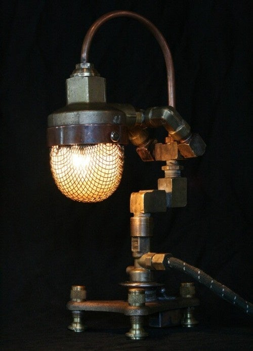 Junk Lamp Gallery