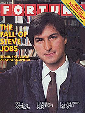 25 Years Ago Today, Steve Jobs Left Apple
