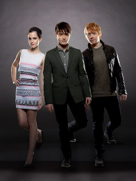 Harry Potter Character Pics Empire Magazine