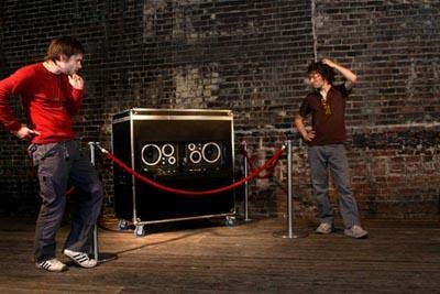International Dance Party: Instant Disco in a Box Creates Infinite Party Loop