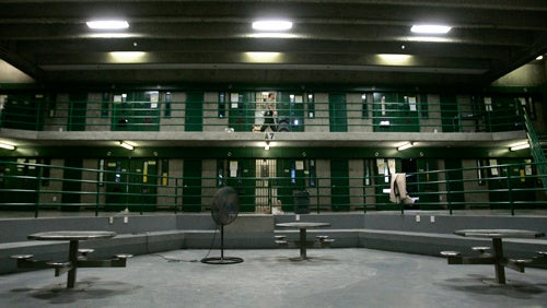 Inmates Shot During Prison Riot In California