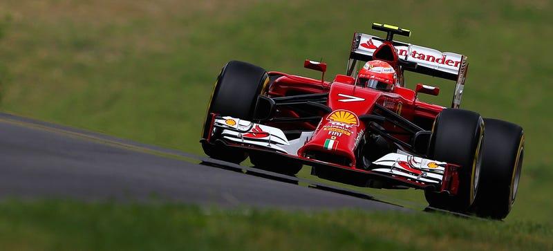 Ferrari Anouces Another New Sponsor For Season
