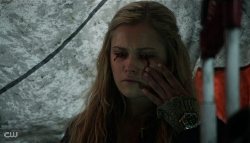 Cry Me A Blood River, The 100