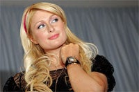 Rag Trade: Paris Hilton Only Rolls With Rolex