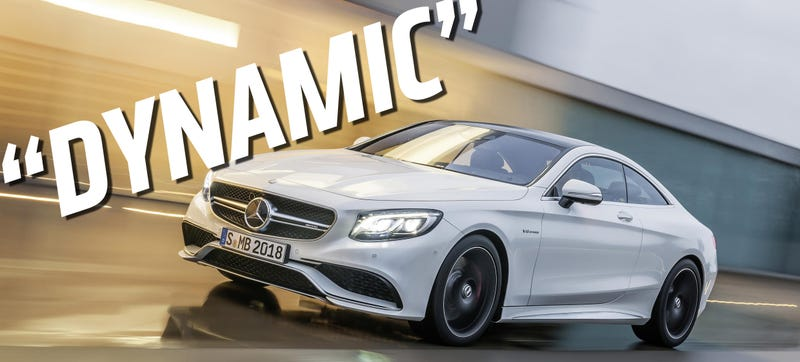 Dear Automakers: The Word 'Dynamic' Needs To Die Forever