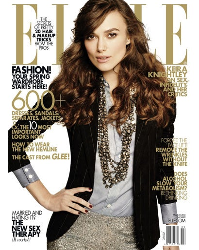 Keira Knightley: Women Hate An Emotional Cheater