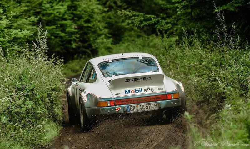 Porsche Rally