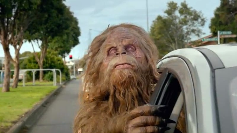 Fake Bigfoot Accidentally Killed By Motorists In Hoax Gone Wrong