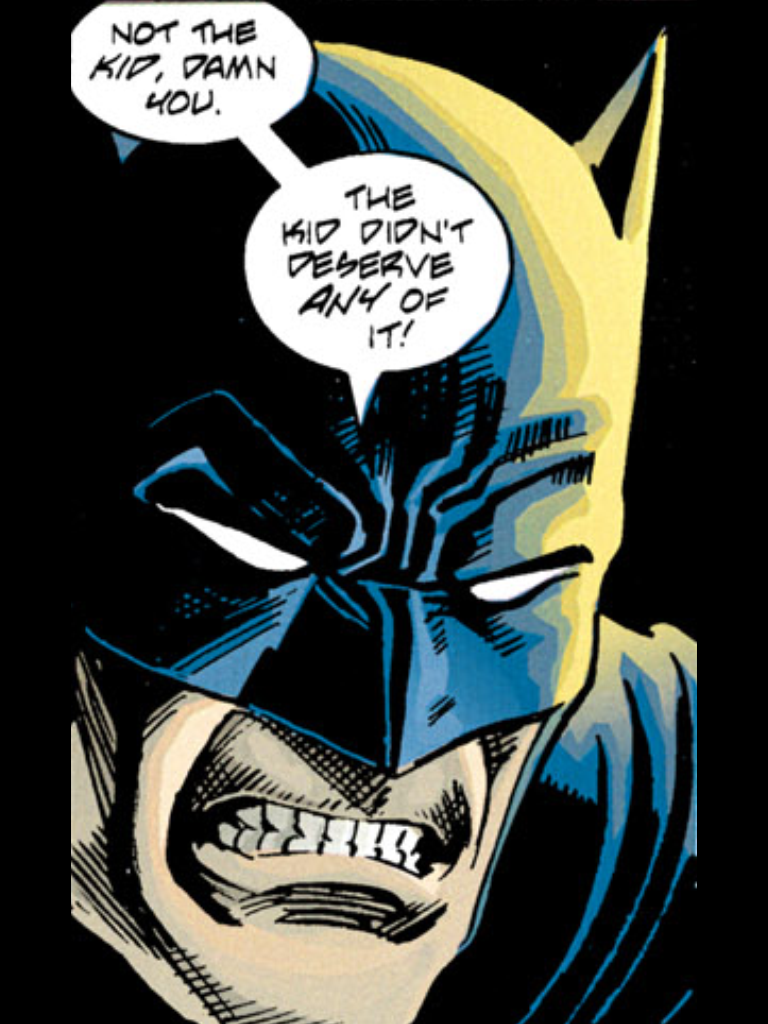 Bruce Wayne on Drugs: One of the Best Batman Stories Ever
