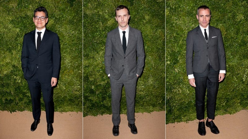 Fashion Royalty Makes For An Interesting Red Carpet