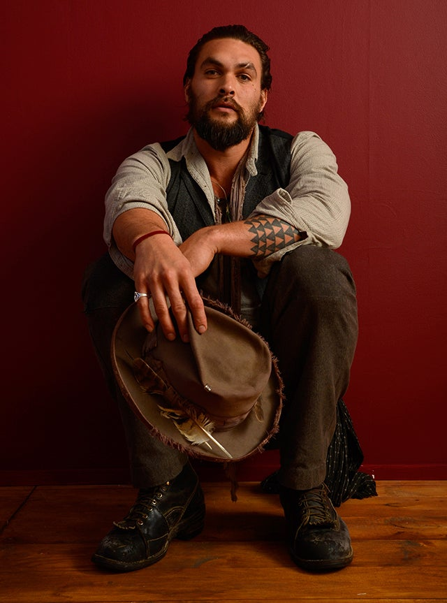 Jason Momoa Is Not Khal Drogo: 'I'm Not Even the King of My Own House'