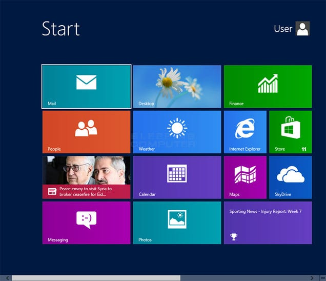 A Brief History of the Windows Start Menu