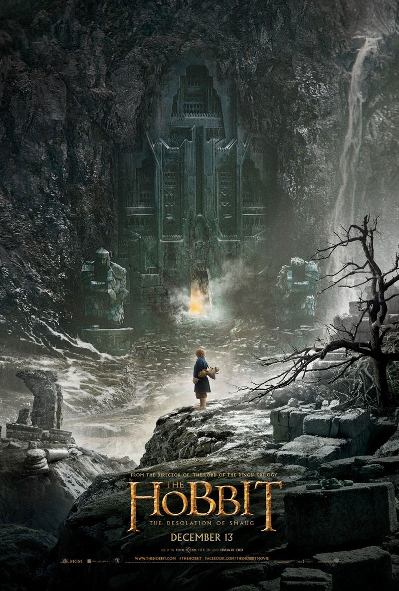 Here's The First Poster For The Next Hobbit Movie