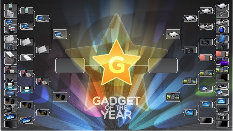 Vote for the Most Important Gadget of the Year: Semifinals