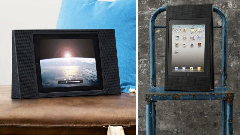 At Last, an iPad Speaker Dock That Isn't Totally Awkward-Looking