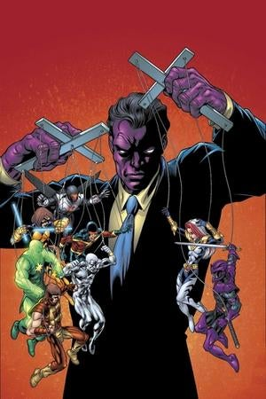 Superhero rapist The Purple Man loses his signature color in the Jessica Jones TV series