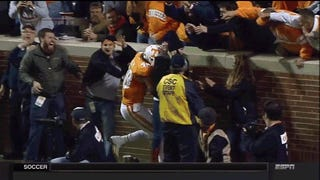 Tennessee Fan Carnage