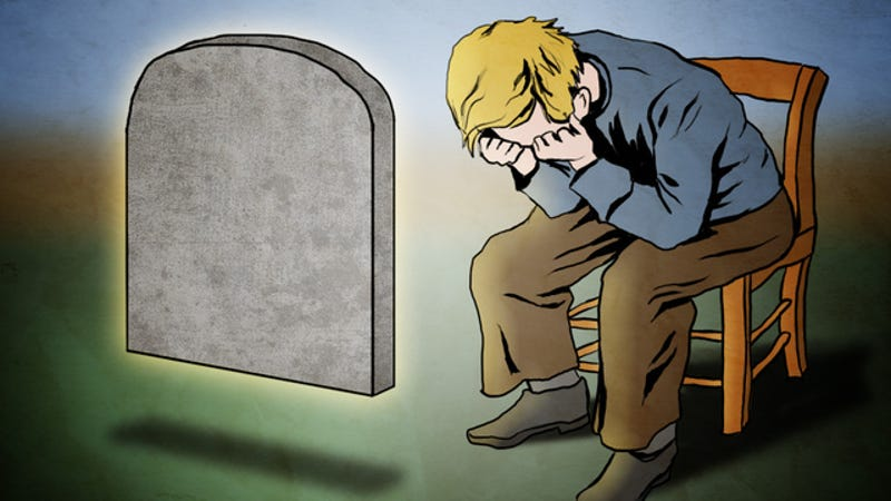 The Things Nobody Tells You About Grief