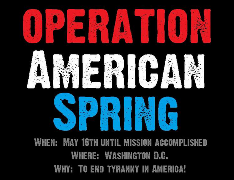 Operation American Spring, the Right's Crazy Copy of Occupy, Explained