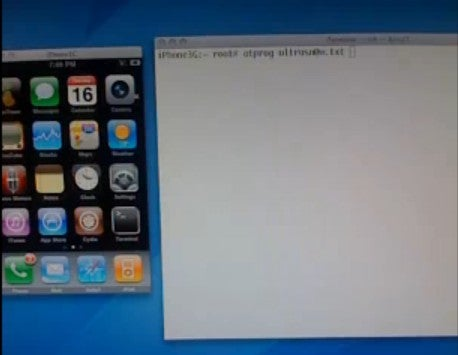 "iPhone Dev Team Unlocks iPhone 3.0 With New ""UltraSn0w"""