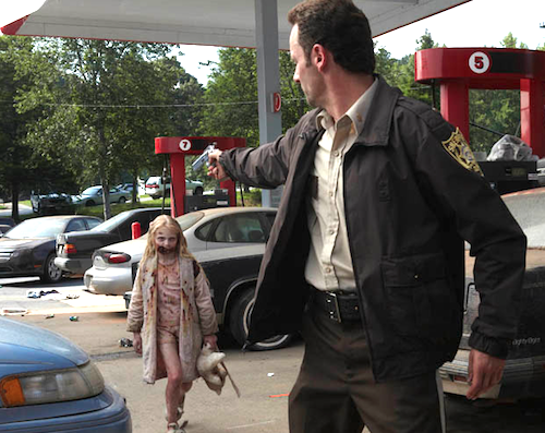 The Walking Dead: Yup, Zombies Are Still Pretty Scary