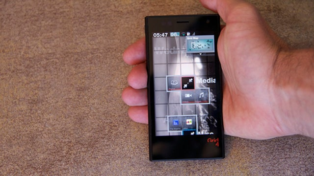 Hands On the Grid 10 Tablet and the Grid 4 Phone: Infinite Desktops Are Groovy, Man