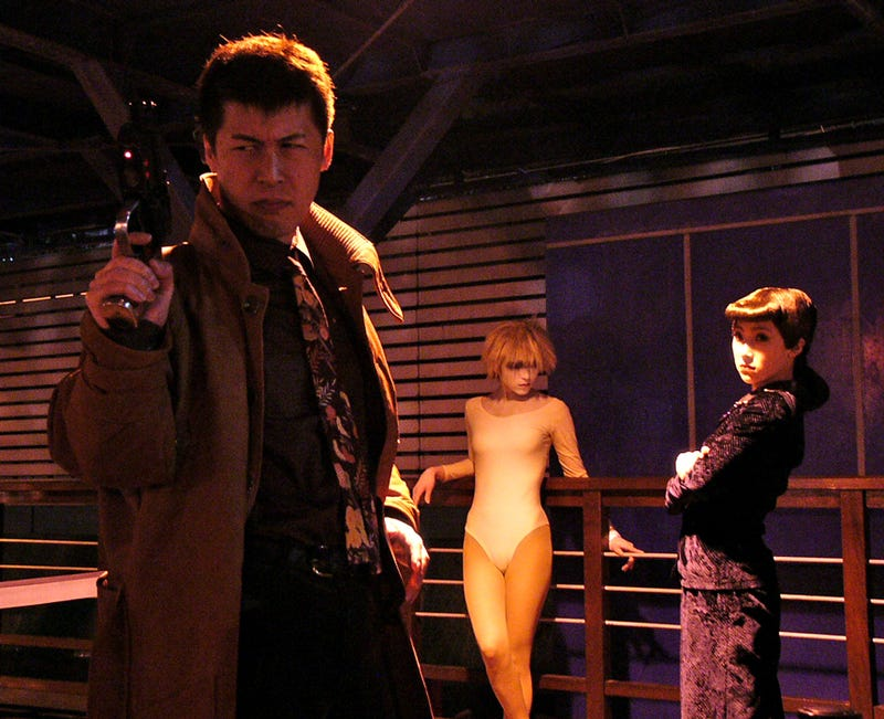 Blade Runner Replicated by Japan's Cosplaying Superstar