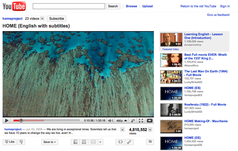 YouTube Redesign Cuts the Chaff, Keeps the Ads