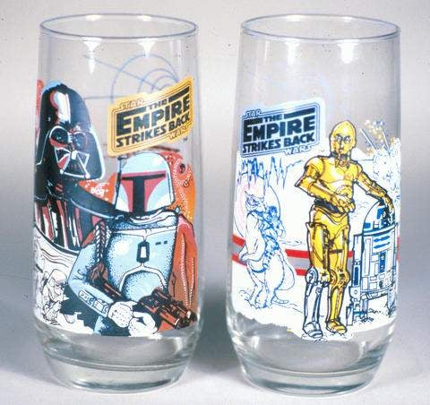The Collectible Glasses That Haunted Our Childhoods