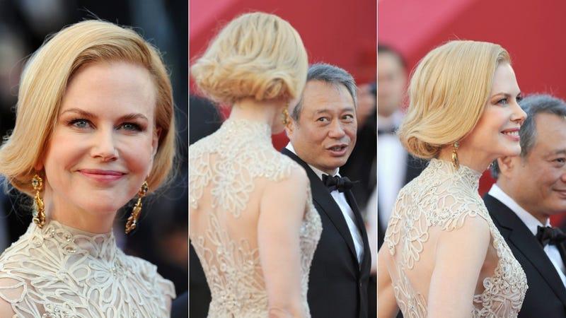 Nicole Kidman's Pinned Bob: So Many Feelings