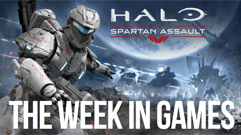 The Week in Games: PS4 Pinball and Spartan Assault