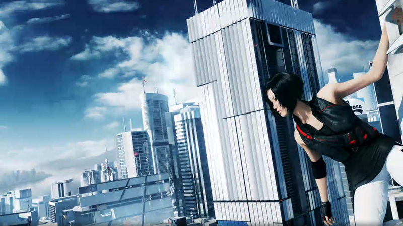 You're Not Dreaming: A New Mirror's Edge Game Actually Exists