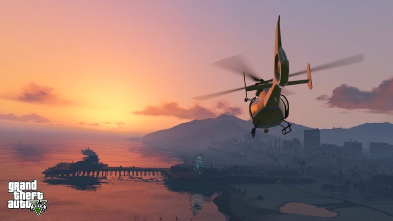Grand Theft Auto V Can't Come Soon Enough
