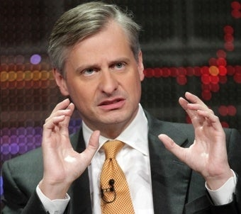 Jon Meacham Never Wants to See Another Magazine