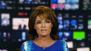 Regular Person Sarah Palin Got a Speeding Ticket