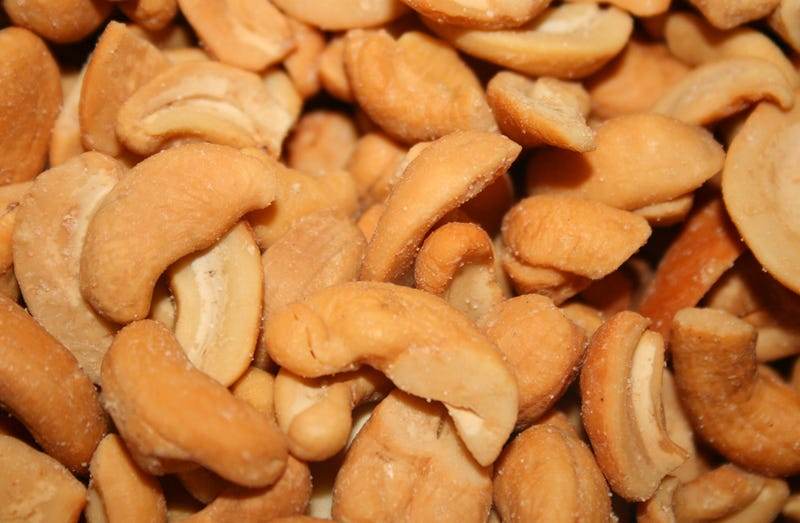 Cashews Are the Second-Best Nut