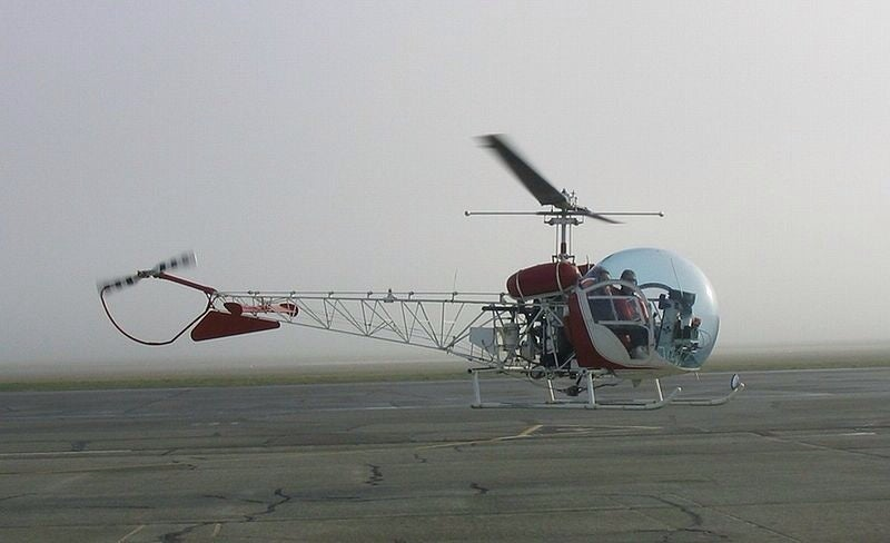 Why Are Helicopters So Damn Cool?