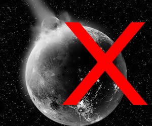 Was Moon Explosion Destined To Disappoint?