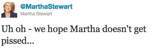 Martha Stewart's Dogs Hijack Her Twitter Account