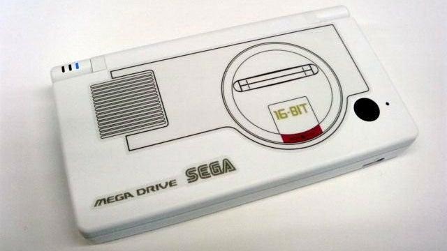 Nintendo Handhelds Given a Very Sexy Sega Makeoever