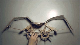 These Kinetic Bird Sculptures Will Leave You Completely Mesmer