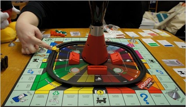 The New Monopoly Will Be Controlled by an All Powerful, All Seeing Tower