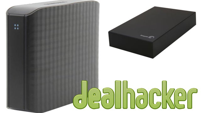 Get Terabytes of USB 3 Storage, OtterBoxes, and a Samsung 840 EVO SSD