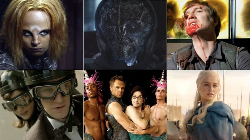 The Ultimate Guide to 2013's Science Fiction and Fantasy TV