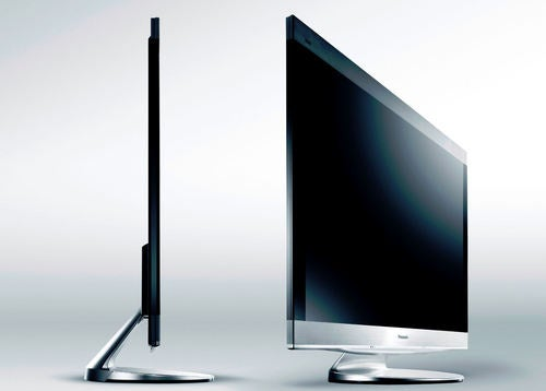 Panasonic's 1-Inch Thin Z1 Plasma Deemed Beautiful, But Pricey in First Review