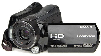 Sony HDR-SR12 Gets Reviewed (Verdict: It's a Winner)