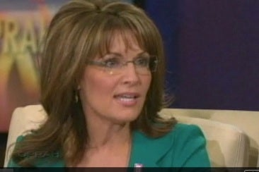 "Sarah Palin: ""We're Really Not Into The Drama"""